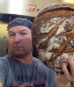 boulanger pain a tartine
